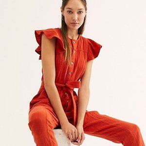 Free People Louis Jumpsuit